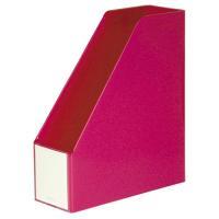 カラー:ピンク 本体サイズ(約):縦309×横265×幅102mm 付属品:タイトルラベル2枚付