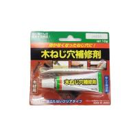 カラー:クリア 内容量(約):10g 付属品:ヘラ 素材:変成シリコーン接着剤