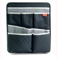 カラー:ブラック 本体サイズ(約):幅24×奥2×高28cm 素材・原材料:210DLナイロンリップ...