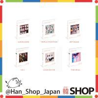 Wanna Oneが韓国スペシャル・アルバムをリリースします。  6種類すべてのバージョンセットです...