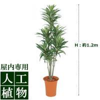 【人工植物】グリーンデコ ドラセナ 1.2m