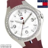 トミー ヒルフィガー TOMMY HILFIGER レディース 腕時計 1781373 時計 ウレタ...