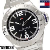 トミー ヒルフィガー TOMMY HILFIGER メンズ 腕時計 1791038 時計 ステンレス...