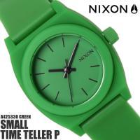 ニクソン スモールタイムテラーP A425330 NIXON 腕時計 レディース タイムテラー ブラ...