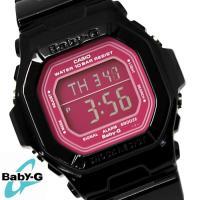 Baby-G 腕時計 カシオ CASIO ベビージー キャンディ・カラーズ BG-5601-1DR ...