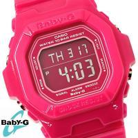 Baby-G 腕時計 カシオ CASIO ベビージー キャンディ・カラーズ BG-5601-4DR ...