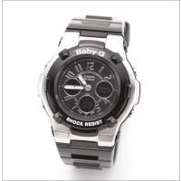 Baby-G 腕時計 レディース  カシオ CASIO ベビージー デジアナ BGA-110-1B2...