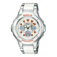 Baby-G 腕時計 レディース  カシオ CASIO ベビージー デジアナ BGA-123-7A2...