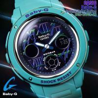 カシオ babyg Baby-G ベビーG 腕時計 カシオ babyg BGA-150GR-2B ア...