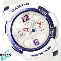 Baby-G 腕時計 レディース カシオ CASIO ベビージー BGA-210-7B2 BGA-2...