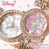 腕時計 ディズニー Disney ミニーマウス レディース ミニー ウォッチ 時計  Minnie ...