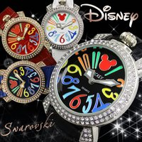 ミッキーマウス 腕時計 レディース ディズニー Disney ミッキー Mickey Mouse ラ...