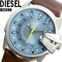 ディーゼル DIESEL 腕時計 メンズ ブランド DZ1399 革ベルト 腕時計 ディーゼル DI...