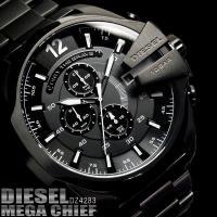 DIESEL ディーゼル 腕時計 メンズ クロノグラフ EDZ4283 メガチーフ MEGA CHI...