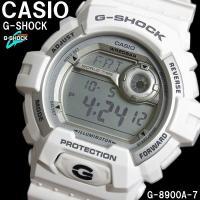 CASIO G-SHOCK カシオ 腕時計 G-8900A-7 デジタル Gショック メンズ 腕時計...