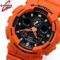 CASIO カシオ G-SHOCK Gショック ジーショック メンズ 腕時計 ミリタリー オレンジ ...