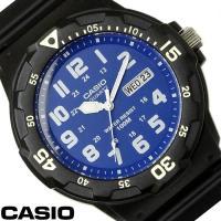 チプカシ 腕時計 アナログ CASIO カシオ チープカシオ メンズ MRW-200H-2B2 ウレ...