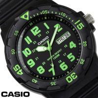 チプカシ 腕時計 アナログ CASIO カシオ チープカシオ メンズ mrw-200h-3b ウレタ...
