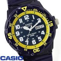 チプカシ 腕時計 アナログ CASIO カシオ チープカシオ メンズ MRW-200HC-2B ダイ...