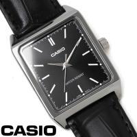 チプカシ 腕時計 アナログ CASIO カシオ チープカシオ メンズ MTP-V007L-1E 革ベ...