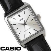 チプカシ 腕時計 アナログ CASIO カシオ チープカシオ メンズ MTP-V007L-7E1 革...