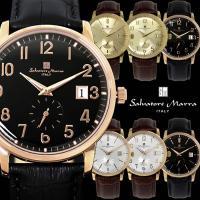 サルバトーレマーラ 腕時計 メンズ ウォッチ 時計 SM15108 アナログ Salvatore M...
