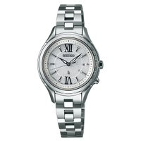 ルキア セイコー 電波ソーラー 腕時計 レディース LUKIA SEIKO SSVV011 電波 ソ...