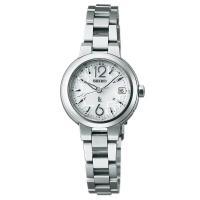 ルキア セイコー 電波ソーラー 腕時計 レディース LUKIA SEIKO SSVW015 電波 ソ...