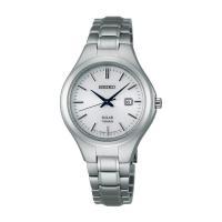 セイコー スピリット SEIKO SPIRIT 腕時計 ソーラー チタン レディース STPX023...