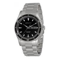 ■商品詳細 Round stainless steel bracelet watch with un...