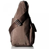 Baggallini どこでも軽量クロスボディ バッグ - RFID の小物入れとマルチ ポケット、広々 とした耐水性の旅行財布