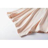 LARACE 女性プラス サイズ 3/4 スリーブ チュニック トップス ルーズ ベーシック シャツ