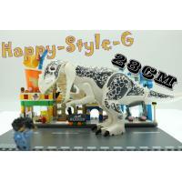 レゴ レゴブロック LEGO レゴジュラシックワールド 恐竜 インドミナスレックス 互換品