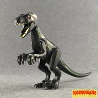 レゴ レゴブロック LEGO レゴジュラシックワールド 恐竜インドラプトル 互換品