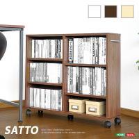【商品について】 このページは隙間収納家具【SATTO】単体のページです ■外寸:幅750×奥行20...