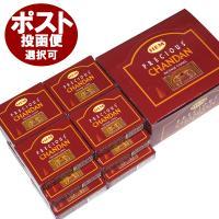 お香/チャンダン香 コーン/HEM CHANDAN CORN/12箱セット/スティックタイプ/インド製
