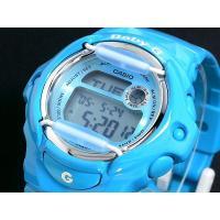 カシオ CASIO ベイビーG BABY-G カラーディスプレイ 腕時計BG169R-2B