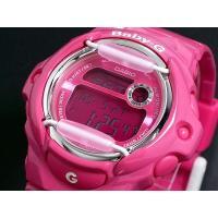 カシオ CASIO ベイビーG BABY-G カラーディスプレイ 腕時計BG169R-4B