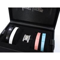 フォリフォリ FOLLI FOLLIE 替えベルト4本付き 腕時計 WF5T082