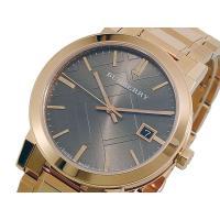 バーバリー BURBERRY シティ クオーツ ユニセックス 腕時計 BU9005