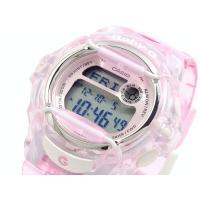 カシオ CASIO ベイビーG BABY-G カラーディスプレイ 腕時計BG169R-4