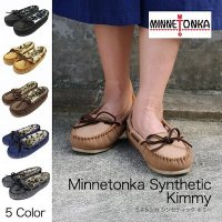 MINNETONKA SYNTHETIC KIMMY SLIPPER    【製品説明】  ■サイズ...