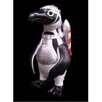 【送料無料】バットマンリターンズ ソフビフィギュア ペンギンコマンド 彩色版