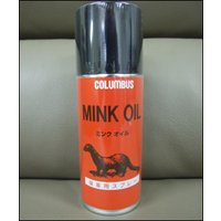 皮革に新しいオイルを加えて、柔らかさと滑らかさを保ちます。  主成分のミンクオイルは、動物性の脂肪で...