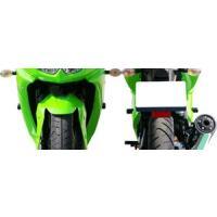 KAWASAKIの軽量スポーツバイク、Ninja250用のバックステップキットが完成いたしました。車...