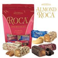 ロカの人気チョコレート3種(アーモンドロカ・ダークロカ・カシュ―ロカ)を合計12粒セットにしたアソー...