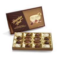 人気チョコレート4種の詰合せ。 ハワイアンホースト代表格の『マカデミアナッツ ミルクチョコレート』(...