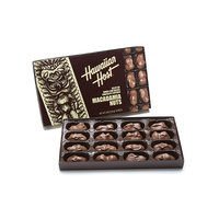 定番商品『マカデミアナッツチョコレートTIKI(16粒)』 ハワイアンホーストといえば、このパッケー...