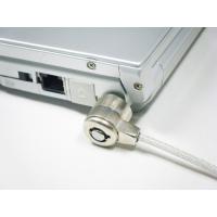 セキュリティスロットがついたノートパソコン、デスクトップパソコンに対応します。  盗難防止は個人情報...