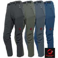 マムート MAMMUT ソフテック トレッカーズパンツ SOFtech TREKKERS Pants Men 1020-09760 耐久撥水加工・高ストレッチトレッキングパンツ・ハイキングパンツ
